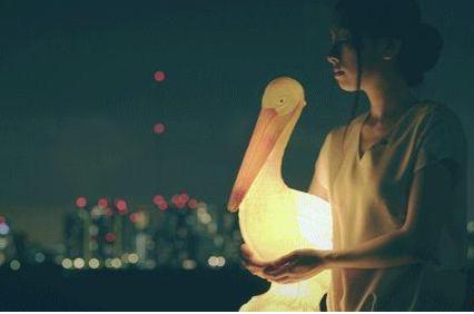 水云魅影丨蓝围巾飘的季节